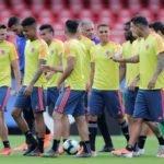 Colômbia sofre, mas vence Catar e avança para as quartas