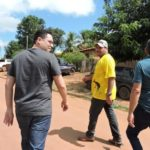 Deputado Ciro Neto participa de cavalgada no povoado Canafistula em Presidente Dutra
