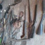 Oficina de fabricação de armas caseiras é desarticulada em Caxias MA