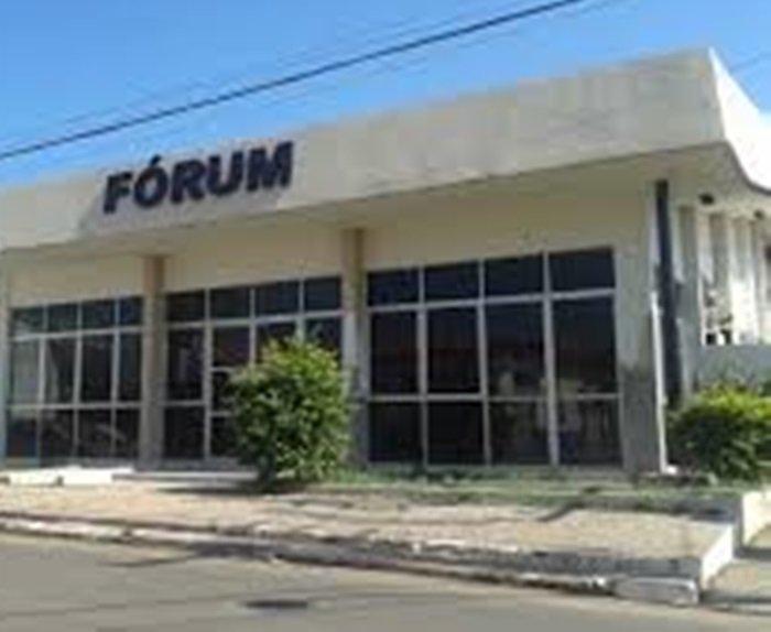 Forum de Dom Pedro tem expediente suspenso para higienização das instalações