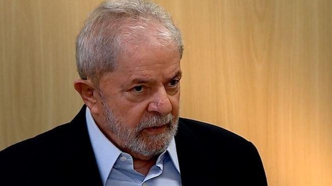 PGR envia ao STJ parecer contra anulação da condenação de Lula