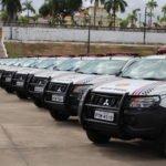 O MARANHÃO GANHA 90 VIATURAS PARA   REFORÇO POLICIAL NA CAPITAL E NO INTERIOR DO ESTADO