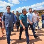 Deputado Ciro Neto participa das festividades do aniversário de Presidente Dutra