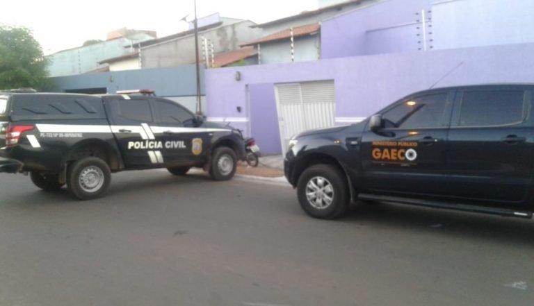Gaeco e Seccor desarticulam quadrilha acusada de sonegar R$ 70 milhões em ICMS no MA