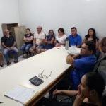 Toinho Patioba se reúne com empresários para debater a segurança no comercio local