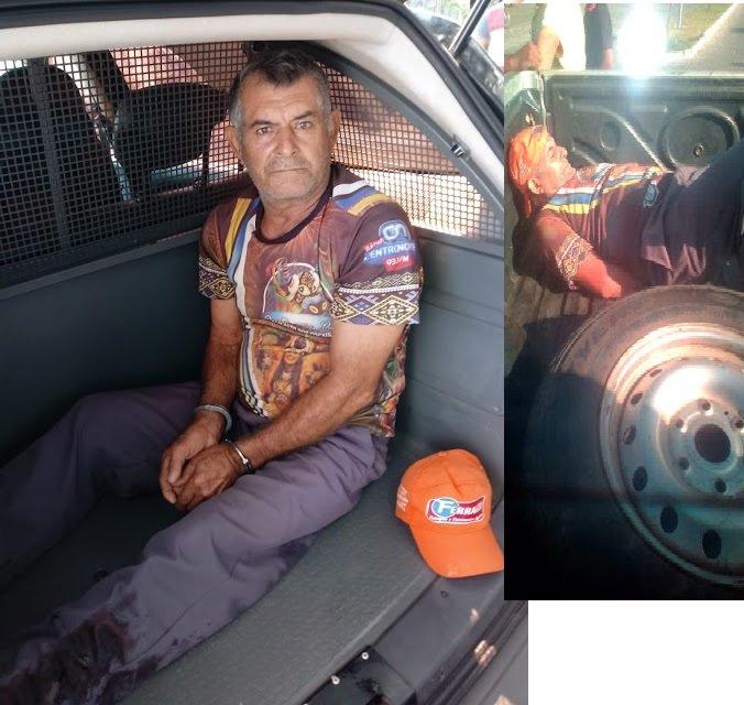 Estuprador de criança em Presidente Dutra é preso pela Polícia no povoado Baú