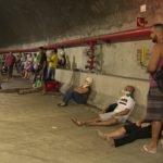Acidente com cinco carros e dois ônibus deixa 51 feridos no túnel Marcello Alencar, no Centro do Rio