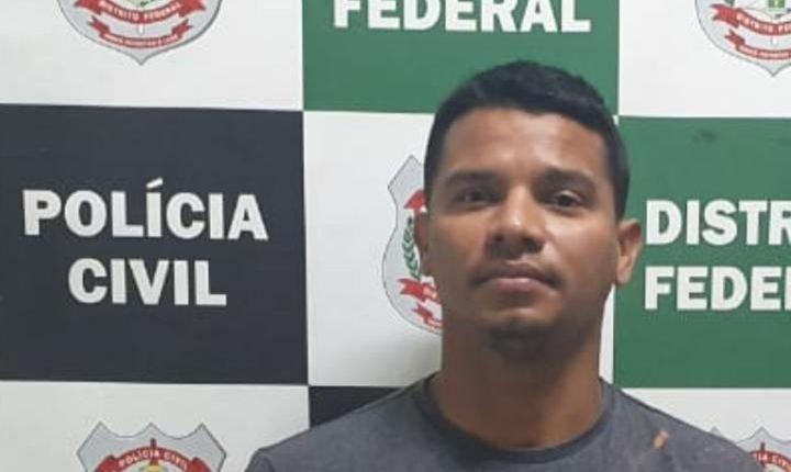 POLÍCIA CIVIL DE BRASÍLIA APÓS CONTACTAR A POLÍCIA CIVIL DO MARANHÃO, PRENDE ACUSADO NA MORTE DE MÉDICO EM 2010, NO JARDIM ELDORADO