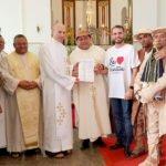 Em Tuntum Fernando Pessoa homenageia o Festejo de São Raimundo Nonato com lei sancionada
