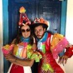 """Fátima ganha declaração ao vivo de Túlio Gadelha: """"Namorada animada, companheira e linda"""""""