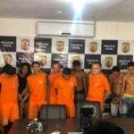 OPERAÇÃO DEMOLIÇÃO REALIZADA PELA POLÍCIA CIVIL PRENDE MEMBROS DE FACÇÃO CRIMINOSA ACUSADOS DE HOMICÍDIOS E TRÁFICO DE ENTORPECENTES