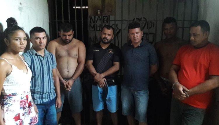OPERAÇÃO ALVORADA SANTA REALIZADA PELA POLÍCIA CIVIL E A POLÍCIA MILITAR DÃO CUMPRIMENTOS A 15 MANDADOS DE PRISÃO EM SANTA HELENA
