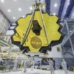 NASA termina de montar o Telescópio Espacial James Webb, sucessor do Hubble