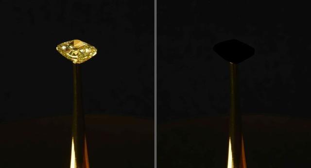 Criado material mais negro da história que faz objetos parecer completamente planos