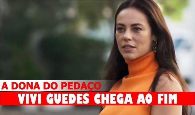 Vivi Guedes deixará a novela A Dona do Pedaço; saiba o que acontecerá com ela
