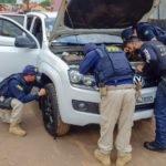 PRF recupera 146 veículos roubados em nove municípios do Maranhão
