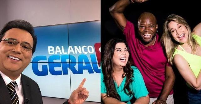 Após derrotas para 'Balanço Geral', 'Se Joga' consegue liderar audiência de SP e Érico Brás comemora