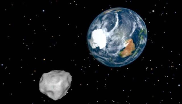 Asteroide potencialmente perigoso passará perto da Terra na próxima sexta-feira