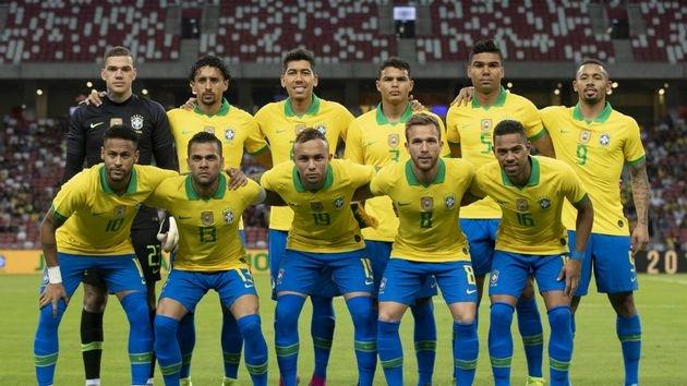 Brasil só empata com a Nigéria e chega ao quarto jogo sem vitória após título da Copa América
