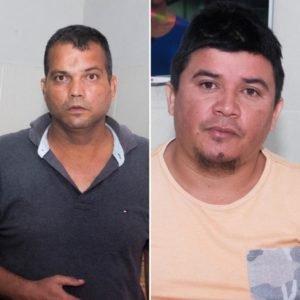 Presos dois homens tentando aplicar golpe no deputado Roberto Costa dentro da Assembleia