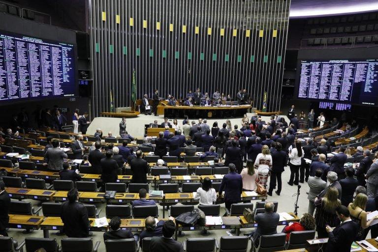 Plenário pode votar proposta que amplia porte de armas