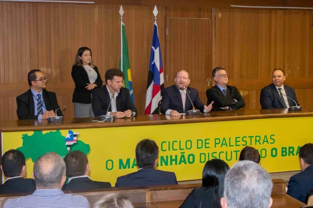Assembleia debate Reforma Tributária na primeira edição do ciclo edição 'Maranhão discutindo o Brasil'