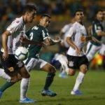Com final eletrizante, Palmeiras e Corinthians ficam no empate no Pacaembu