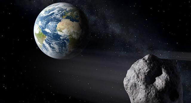 Asteroide gigante passará perto da Terra 25 vezes mais rápido que os caças