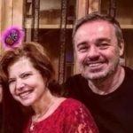 Inconsolável, esposa de Gugu Liberato passa mal em hospital e é atendida em urgência