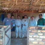 Agência de Defesa Agropecuária do Maranhão (AGED) inspeciona cultivos de banana com focos de praga Sigatoka Negra