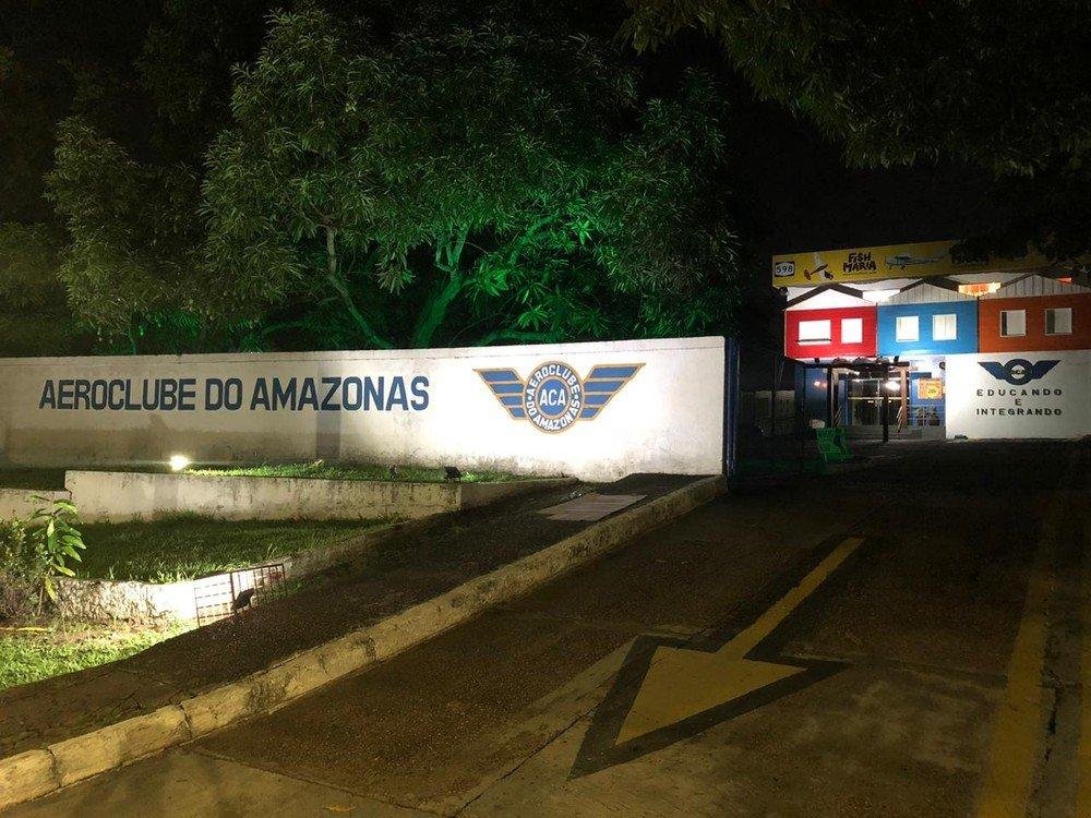 Cerca de 700 kg de drogas são apreendidos em avião no Aeroclube de Manaus