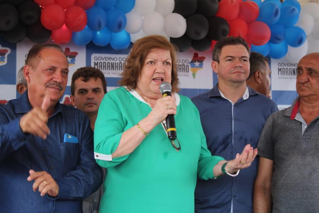 Cleide Coutinho participa de inauguração do Restaurante Popular em São Francisco