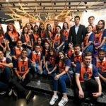 Estudantes vivem experiência de ser jovens senadores