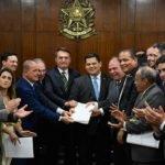 Senado recebe pacote do governo para mudar pacto federativo e regras fiscais