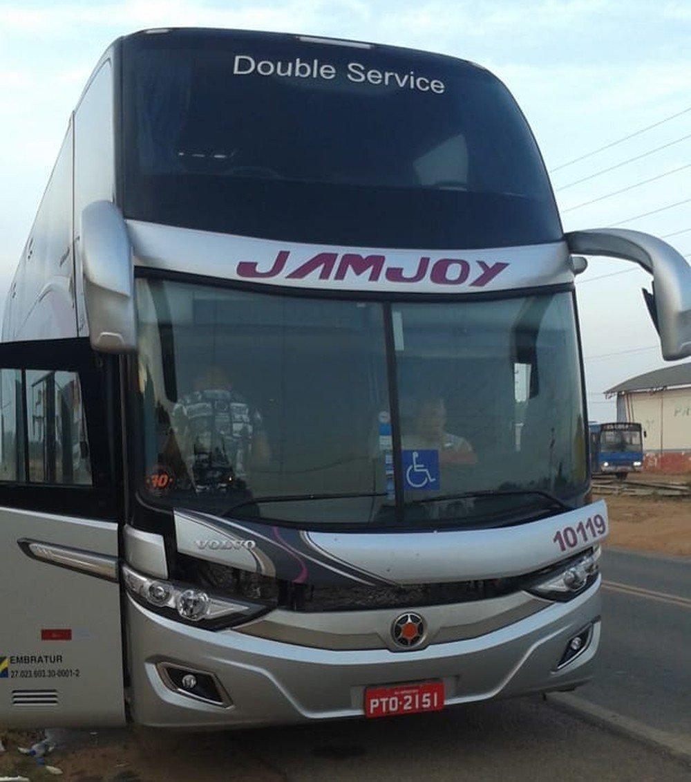 Assalto a ônibus termina com dois mortos em Zé Doca, no Maranhão