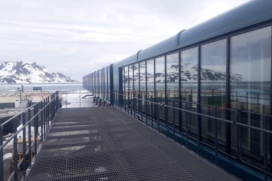 Estação Antártica Comandante Ferraz será reinaugurada em 2020