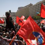 Novos confrontos voltam às ruas no Chile