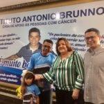 Deputada Cleide Coutinho participa de inauguração da nova sede da Fundação Antonio Brunno