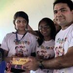 """Secretaria de Educação juntamente com a prefeitura realizam o """"  Soletrando"""""""