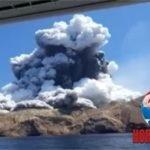 Erupção deixa 18 mortos em Nova Zelândia