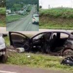 Grave Acidente deixa dois mortos na BR 060 em Brasilia