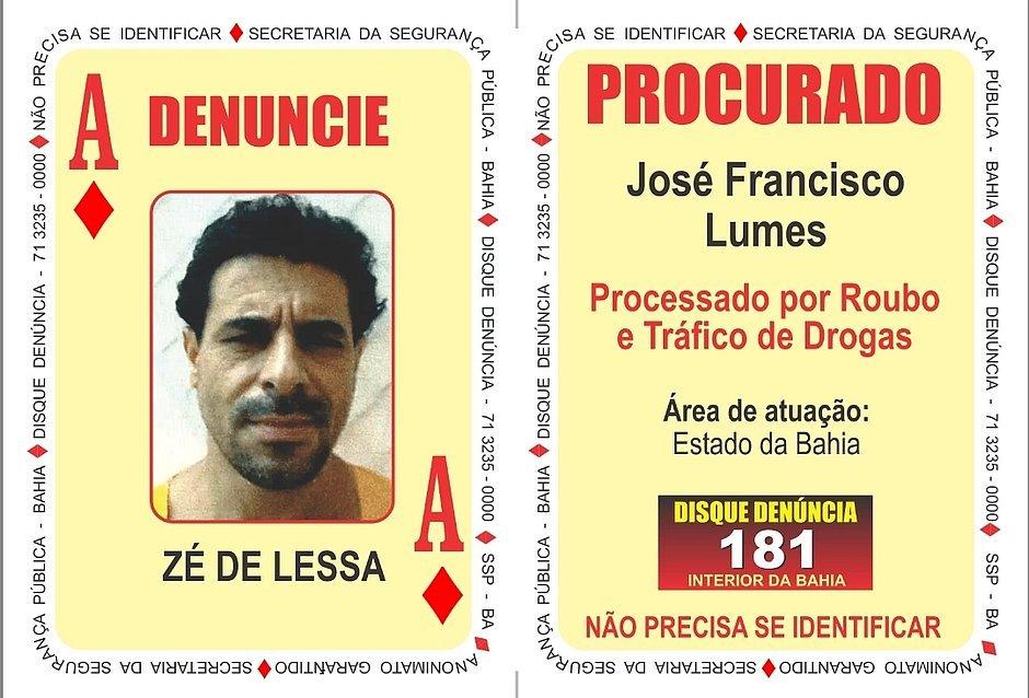Baiano Zé de Lessa, líder da facção BDM, é morto pela polícia em Mato Grosso do Sul