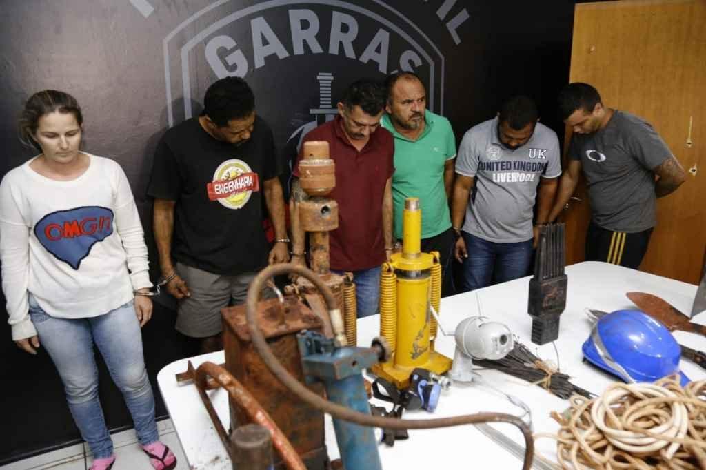 Bandidos investiram R$ 1 milhão em túnel na tentativa de roubar R$ 300 milhões de banco