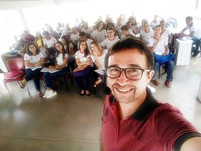 Morre em Tuntum o gonçalvino  professor Antonio Marcos Dias