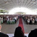 Comarca de Timon celebra casamento comunitário com quase 400 casais