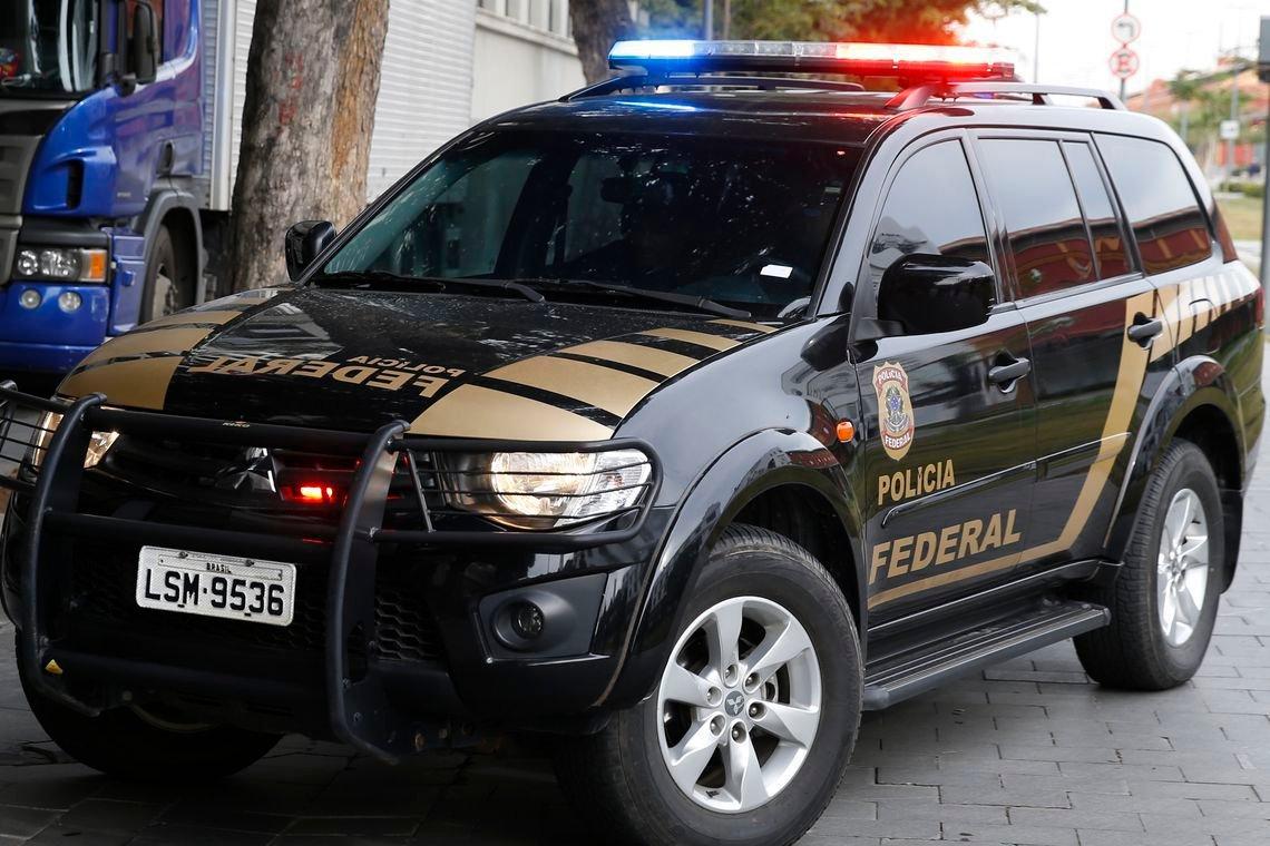 PF deflagra operação para desarticular organização de tráfico internacional