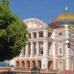 Teatro Amazonas passará por modernização de sistema de combate a incêndio a partir de janeiro