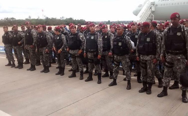 Força Nacional permanecerá mais 180 dias em terra indígena no Pará