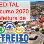 Prefeitura de Estreito abriu edital para concurso com 381 vagas