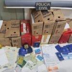 POLÍCIA CIVIL REALIZA PRISÃO NA COLÔNIA DE PESCADORES DE MIRANDA DO NORTE POR APROPRIAÇÃO INDÉBITA